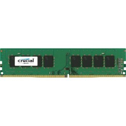MEMOIRE DDR4 8GB PC 2133 CRUCIAL