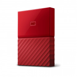 WD My Passport 1 To Rouge (USB 3.0)