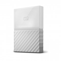 WD My passport 3 To Blanc (USB 3.0)