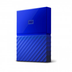WD My Passport 4 To Bleu (USB 3.0)