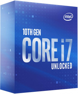 Processeur Intel Core i7-10700K