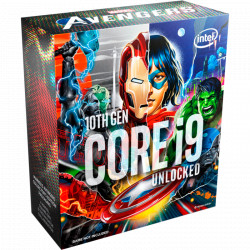 Intel Core i9-10850K Edition speciale Avengers